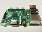 Raspberry Pi B+ 表面
